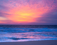 Nags Head Pastel Sunrise 2014